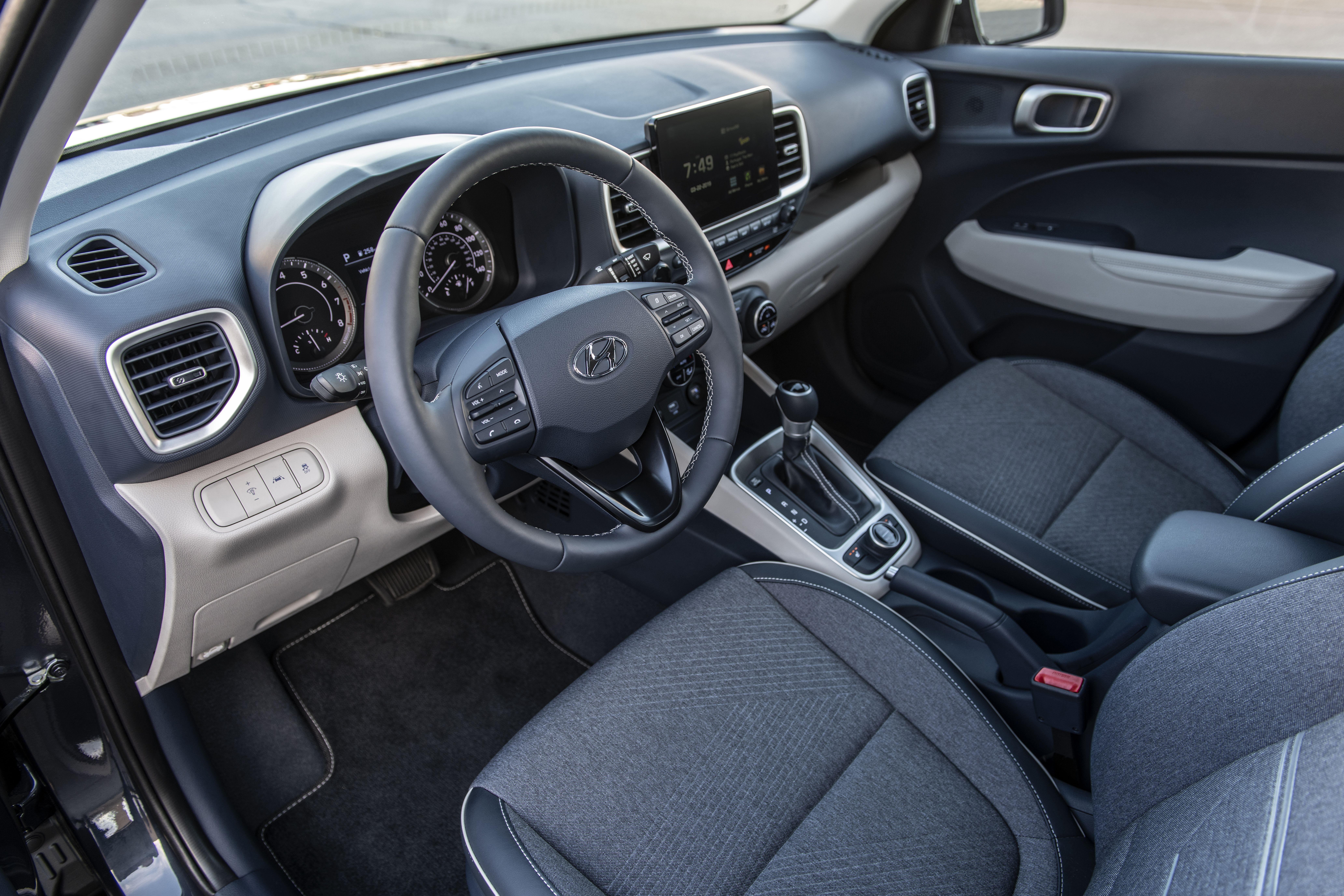 2020-Hyundai-Venue-Interior jpg | Hyundai Venue Forum